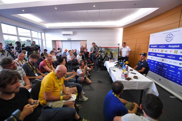 FRA: 106th Tour de France 2019 - Rest Day 1