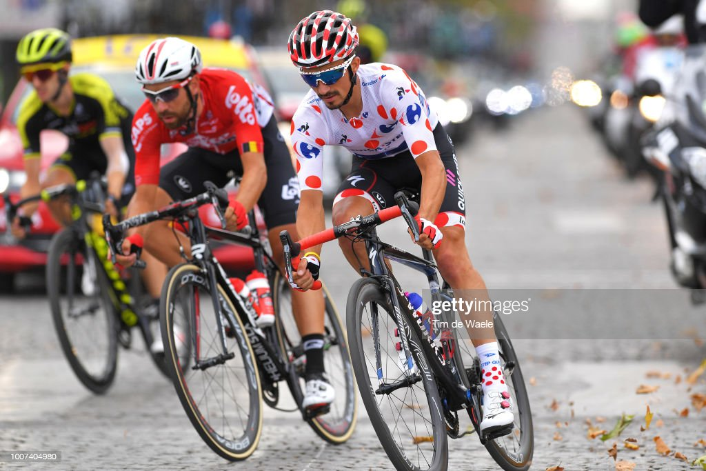 Cycling: 105th Tour de France 2018 / Stage 21 : Fotografía de noticias