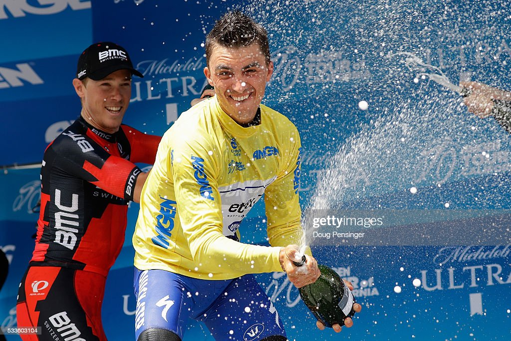 Amgen Tour of California - Stage 8 - Sacramento : ニュース写真