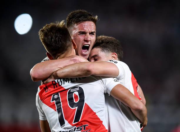 ARG: River Plate v Argentinos Juniors - Torneo Liga Profesional 2021