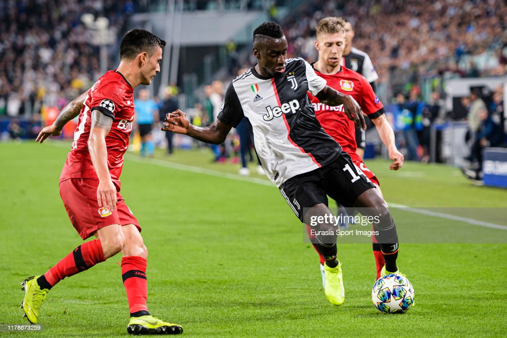 Juventus v Bayer Leverkusen: Group D - UEFA Champions League : News Photo