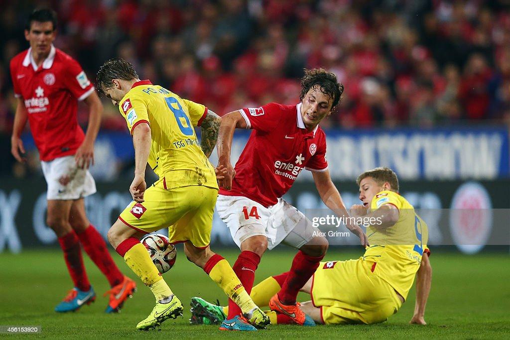 1. FSV Mainz 05 v 1899 Hoffenheim - Bundesliga : News Photo