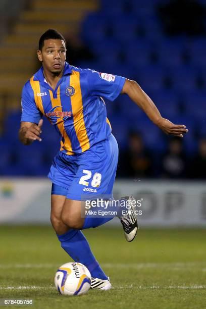 Julian Bennett Shrewsbury Town
