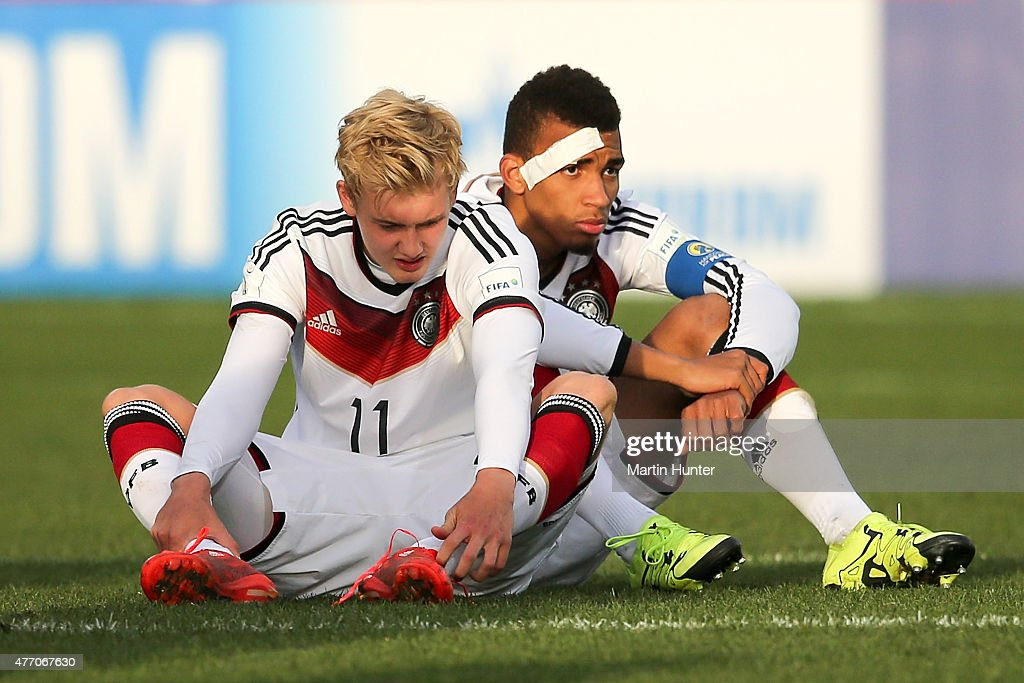 Mali v Germany: Quarter Final - FIFA U-20 World Cup New Zealand 2015