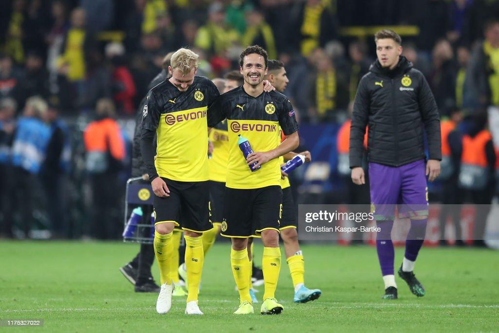 Borussia Dortmund v FC Barcelona: Group F - UEFA Champions League : ニュース写真