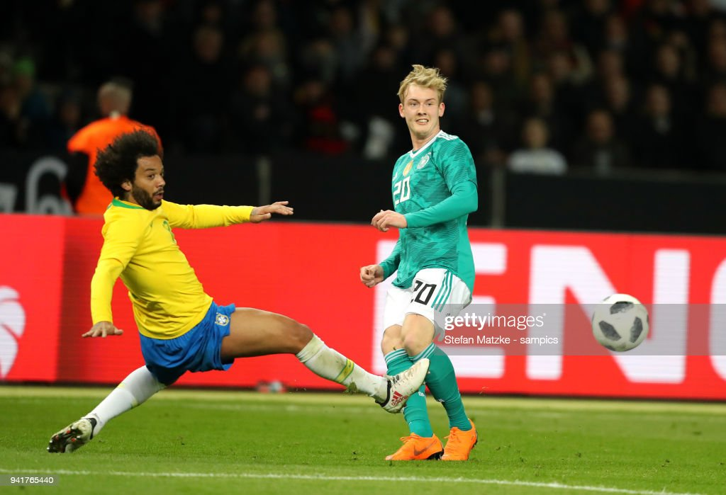 Germany v Brazil - International Friendly : News Photo