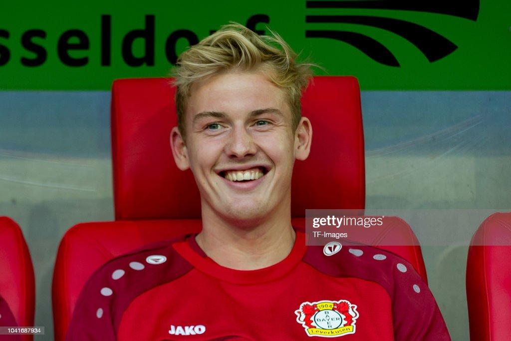 Fortuna Duesseldorf v Bayer 04 Leverkusen - Bundesliga : News Photo
