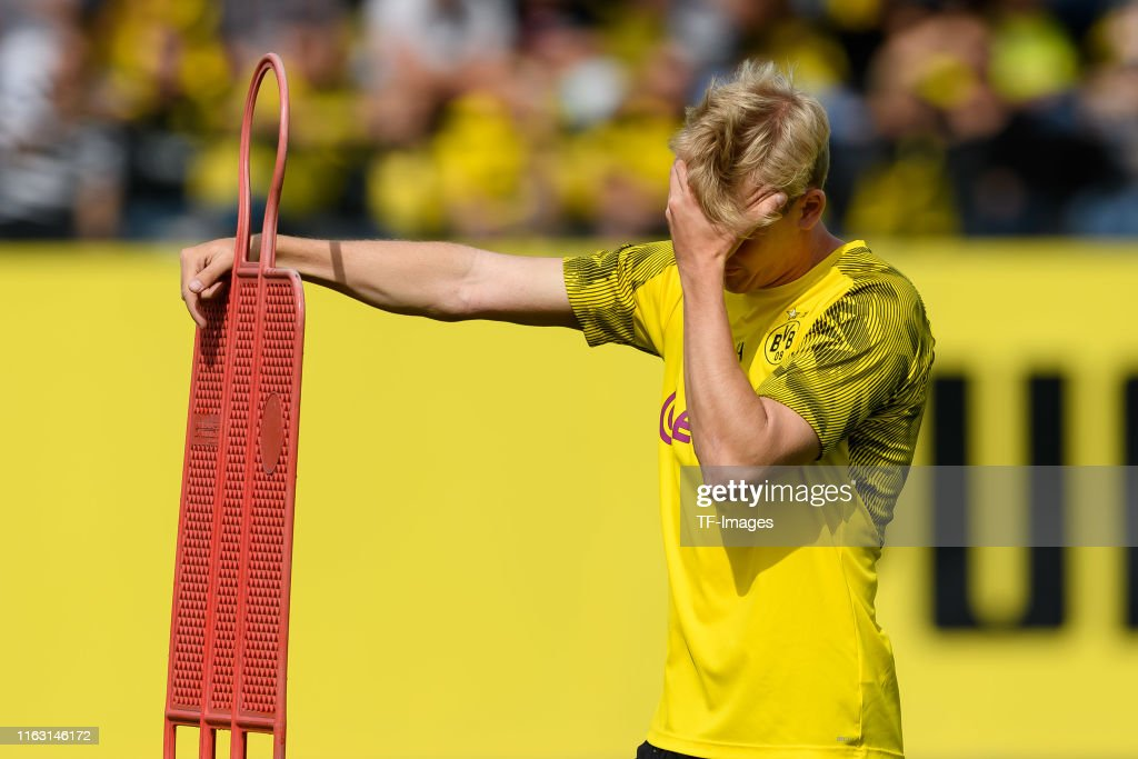 Borussia Dortmund Training Session : News Photo