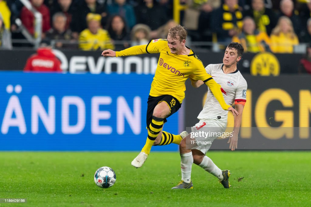 Borussia Dortmund v RB Leipzig - Bundesliga : News Photo