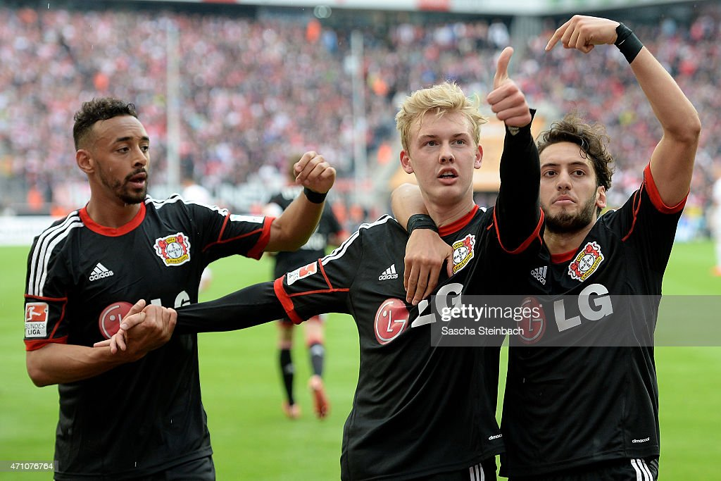 1. FC Koeln v Bayer 04 Leverkusen - Bundesliga : ニュース写真