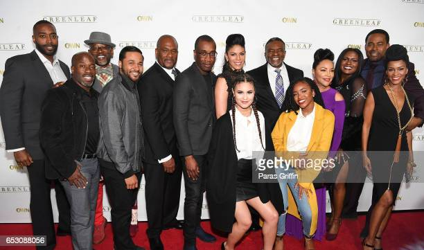 Julian Brittano Parnell Damone Marcanom TC Carson Jason Dirden Clement Virgo Gregory Alan Williams Merle Dandridge Desiree Ross Keith David Lovie...
