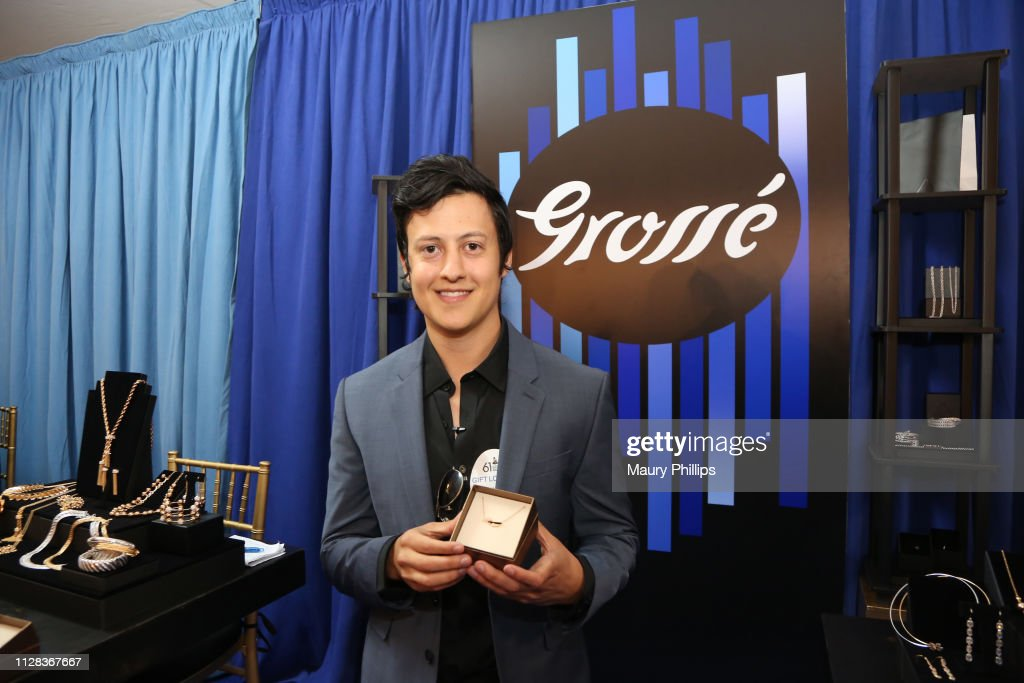 CA: 61st Annual GRAMMY Awards - GRAMMY Gift Lounge - Day 2