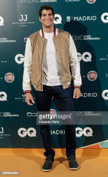 Julian Contreras attends the 'La noche de GQ San Jorge Juan' at Jorge Juan street on June 22 2017 in Madrid Spain