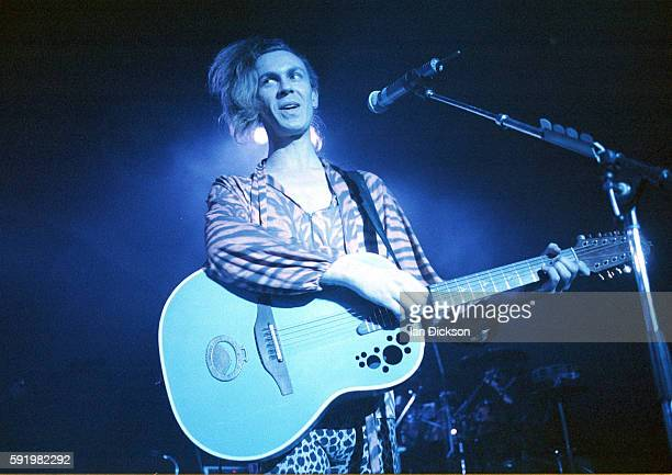 Julian Cope performing on stage at Town Country Club Kentish Town London 24 January 1993