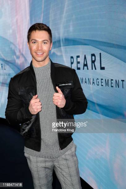 Julian David during the PEARL Model Management Fashion Aperitif at The Reed on January 13 2020 in Berlin Germany