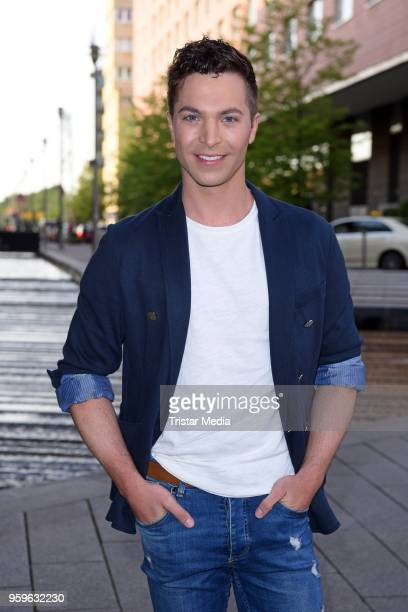 Julian David during the premiere of 'Flying Illusion' on at Theater am Potsdamer Platz on May 17 2018 in Berlin Germany