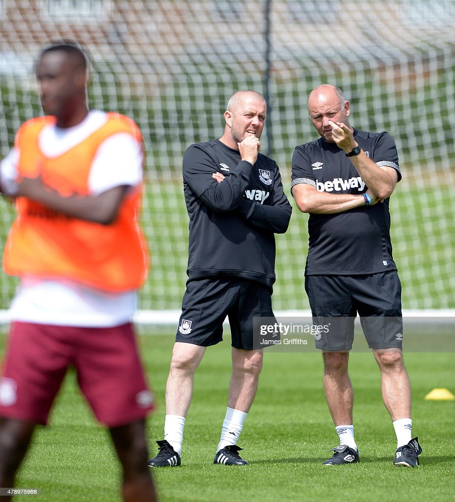 West Ham United Training Session : News Photo