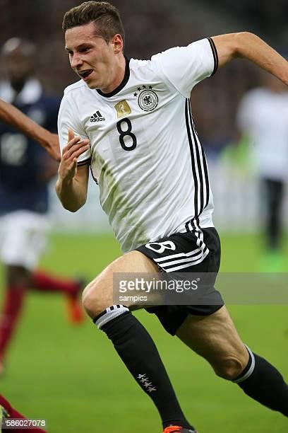Julian Draxler Fussball Freundschaftsspiel : Frankreich - Deutschland Football friendly match national team France Germany