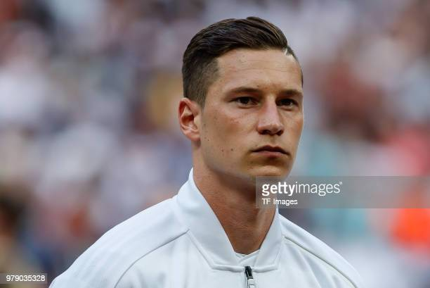 Julian Draxler of Germany looks on during the 2018 FIFA World Cup Russia group F match between Germany and Mexico at Luzhniki Stadium on June 17 2018...