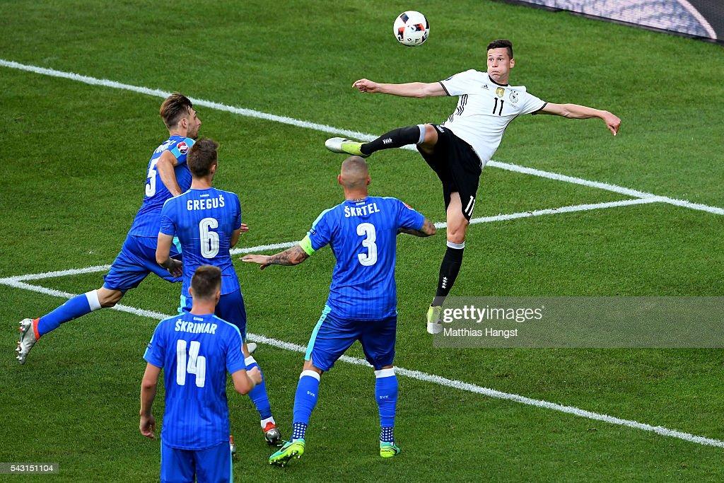 Germany v Slovakia - Round of 16: UEFA Euro 2016 : News Photo