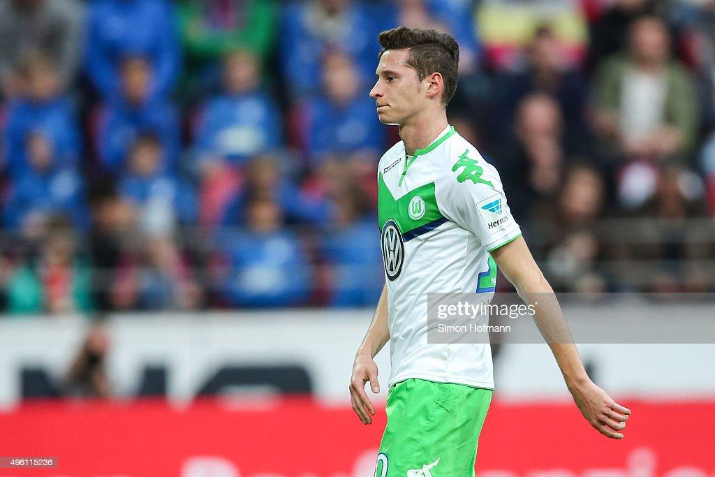 1. FSV Mainz 05 v VfL Wolfsburg - Bundesliga : News Photo