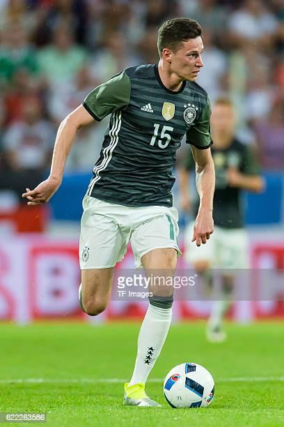 Sonntag Laenderspiel in Augsburg Deutschland Slowakei 13 Julian Draxler