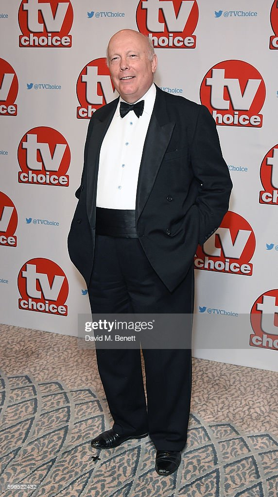 TVChoice Awards - VIP Arrivals