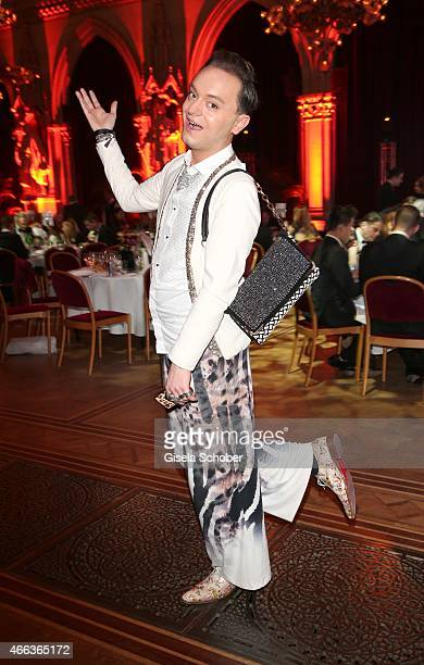 Julian FM Stoeckel during the Filmball Vienna 2015 on March 14 2015 in Vienna Austria