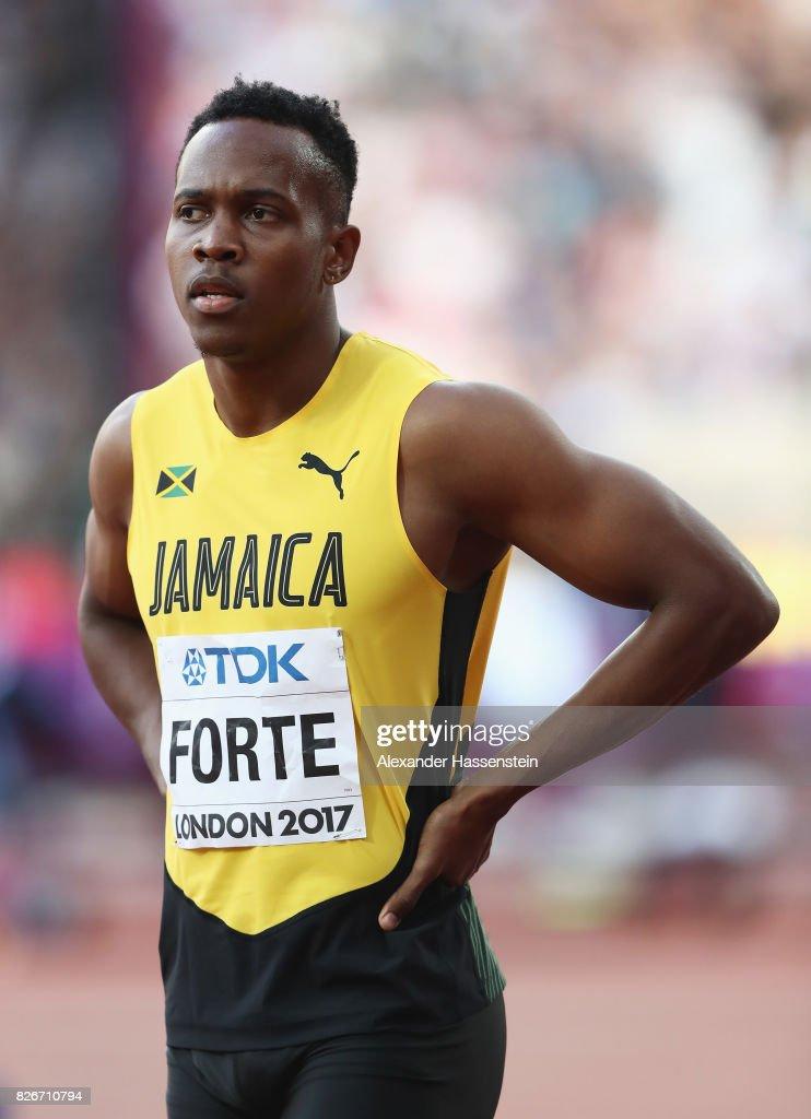 16th IAAF World Athletics Championships London 2017 - Day Two : ニュース写真