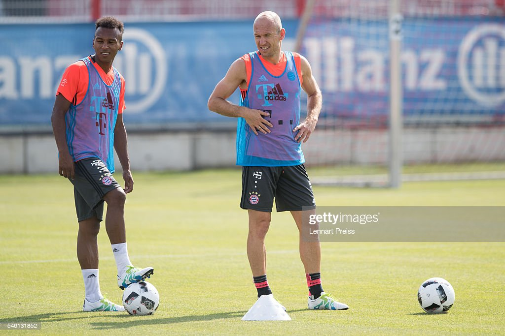 Bayern Muenchen - Training Session : News Photo