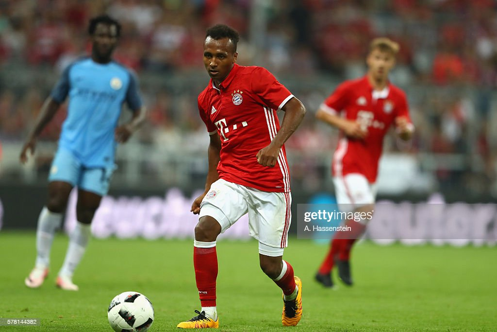 Bayern Muenchen v Manchester City F.C.  - Friendly Match