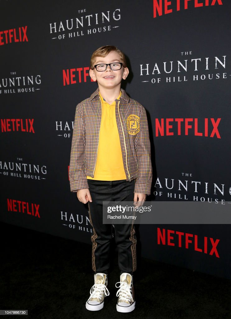 "Netflix's ""The Haunting of Hill House"" Premiere and After Party : News Photo"
