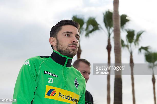 Julian Korb of Borussia Moenchengladbach during a Training Session at Borussia Moenchengladbach Training Camp on January 07 2017 in Marbella Spain