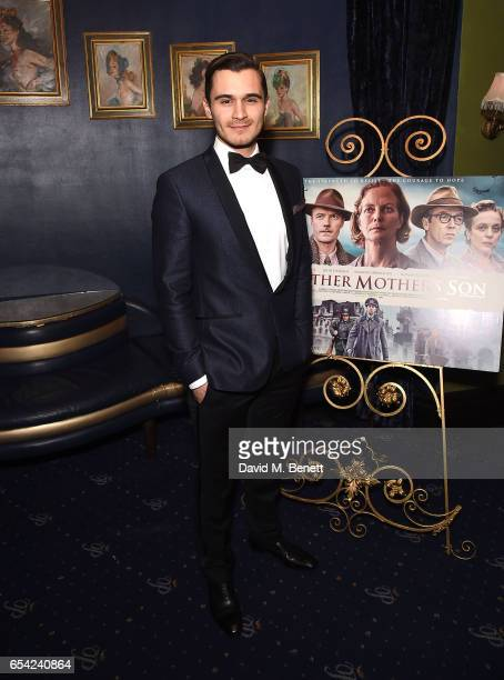 Julian Kostov attends an after party following the World Premiere of 'Another Mother's Son' at Cafe de Paris on March 16 2017 in London England