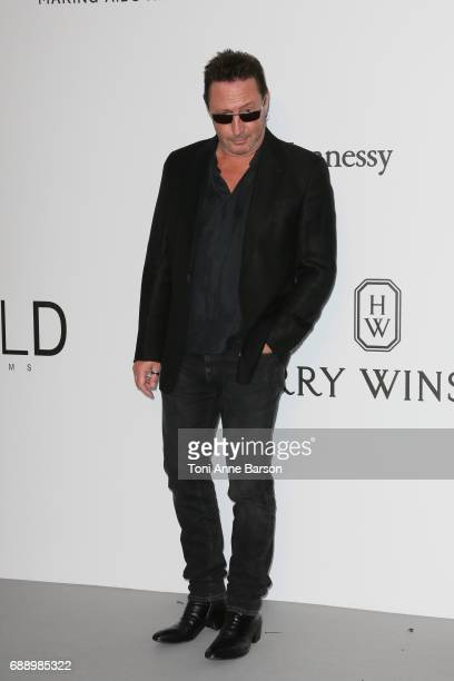 Julian Lennon arrives at the amfAR Gala Cannes 2017 at Hotel du CapEdenRoc on May 25 2017 in Cap d'Antibes France