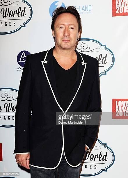 Julian Lennon attends Lova World Images party during the 66th Annual Cannes Film Festival at Baoli Beach on May 22 2013 in Cannes France