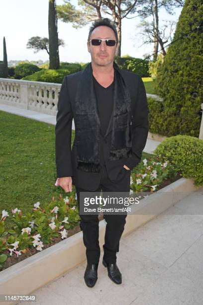Julian Lennon attends the amfAR Cannes Gala 2019 at Hotel du CapEdenRoc on May 23 2019 in Cap d'Antibes France