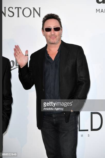 Julian Lennon attends the Amfar Gala at Hotel du CapEdenRoc in Cap d'Antibes France on May 26 2017