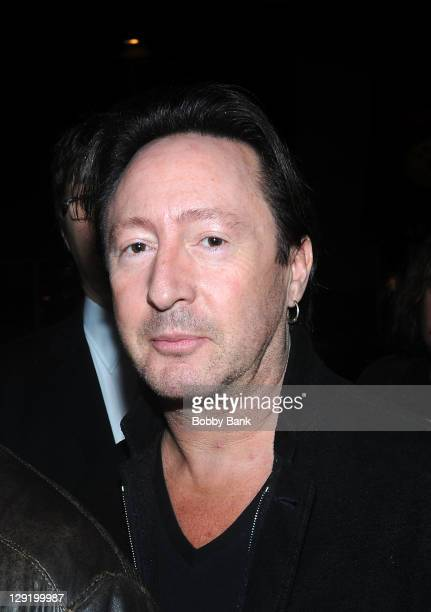 Julian Lennon attends the Morrison Hotel Gallery 10th Anniversary Concert at The Cutting Room on October 13 2011 in New York New York