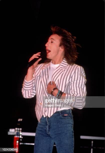Julian Lennon circa 1985 in New York