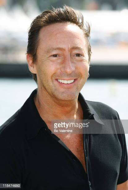 Julian Lennon during 2007 Cannes Film Festival Whale Dreamers Photocall in Cannes France