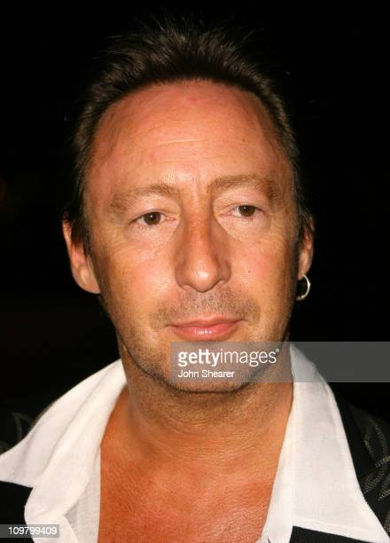 Julian Lennon during 2007 Cannes Film Festival Whale Dreamers Greenpeace Party at Le Baron in Cannes France