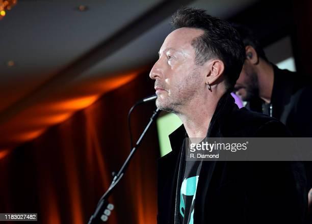 Julian Lennon performs during the 2019 Captain Planet Foundation Gala at Flourish Atlanta on November 16 2019 in Atlanta Georgia