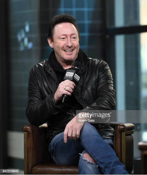 Julian Lennon visits Build Series to discuss Heal The Earth at Build Studio on April 5 2018 in New York City