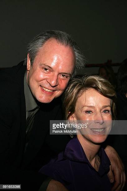 Julian Lethbridge and Anne Bass attend School of American Ballet Workshop Performance Benefit Dinner at School of American Ballet on June 6 2005 in...