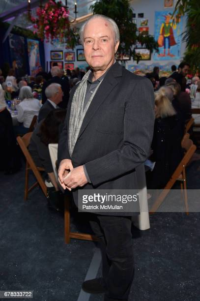 Julian Lethbridge attends the Studio in a School 40th Anniversary Gala at Seagram Building Plaza on May 3 2017 in New York City