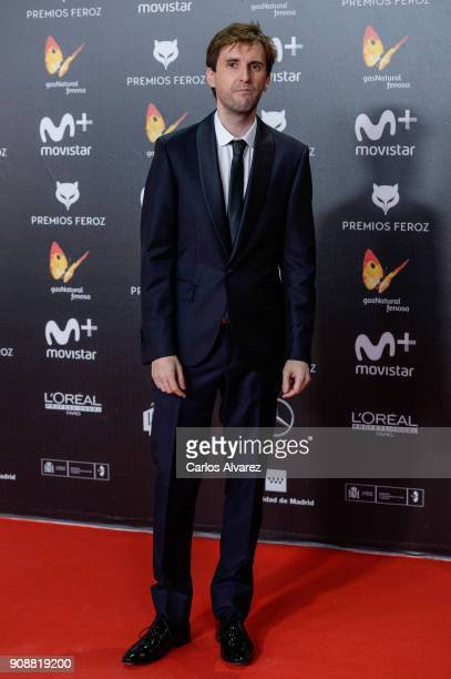 Julian Lopez attends Feroz Awards 2018 at Magarinos Complex on January 22 2018 in Madrid Spain