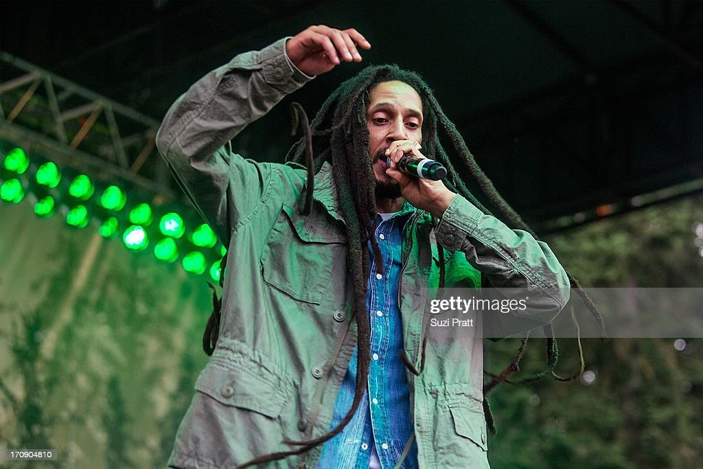 """Damian """"Jr. Gong' Marley And Stephen Marley In Concert"""