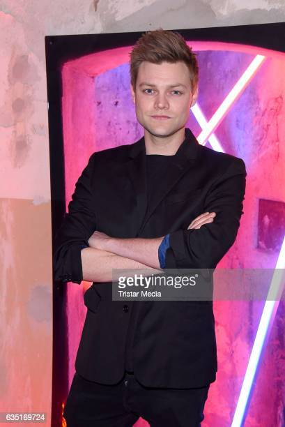 Julian Mau attends the Pantaflix Party At The 67th Berlinale International Film Festival on February 13, 2017 in Berlin, Germany.