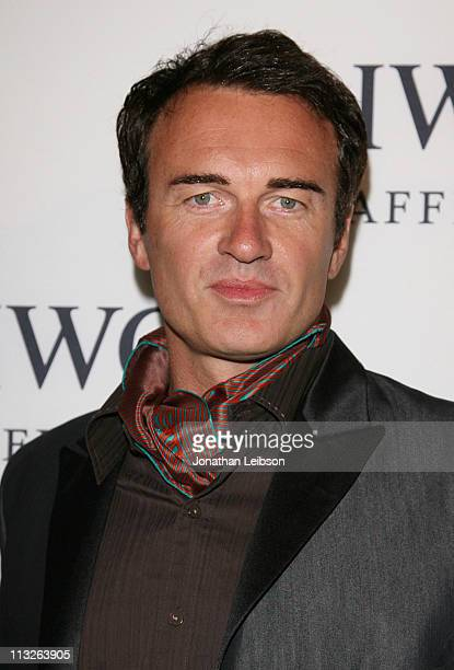 "Julian McMahon arrives to the IWC Schaffhausen Presents ""Peter Lindbergh's Portofino"" at Culver Studios on April 28, 2011 in Culver City, California."